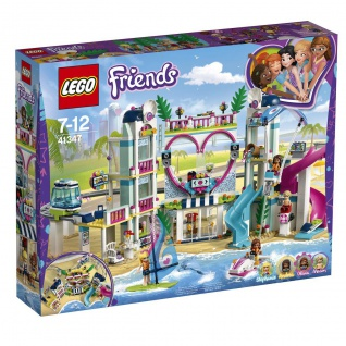 Lego Friends 41347 Heartlake City Resort Spaß am Strand oder beim Entspannen