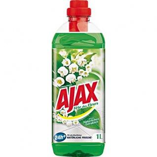 Ajax Allzweckreiniger Frühlingsblumen 24 h natürliche Frische 1000ml