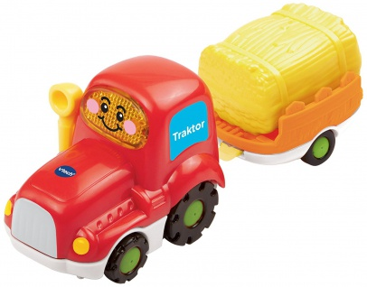 Tut Tut Baby Flitzer - Traktor An.