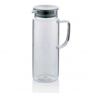 Keck und Lang Saftkrug aus glas Serie PITCHER Transparent 1000 ml