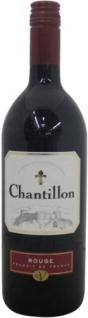 Chantillon Rouge Rotwein trocken fruchtig und feinwürzig 1000ml