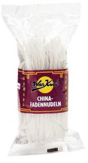 Wan Kwai China durchsichtige Fadennudeln Glasnudeln 1000ml 4er Pack