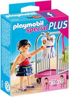 PLAYMOBIL 4792 - Model bei Modenschau