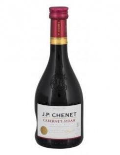 J.P. Chenet - Cabernet-Syrah Rotwein Piccolo Rotwein aus Frankreich 250ml
