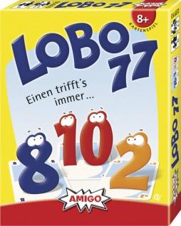 Amigo Lobo 77 Ein lustiges und tolles Spiel für die ganze Familie