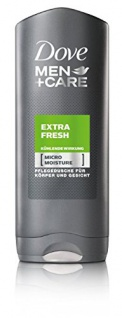 Dove Men Care Extra Fresh Pflegedusche 2 in 1 1500ml 6er Pack