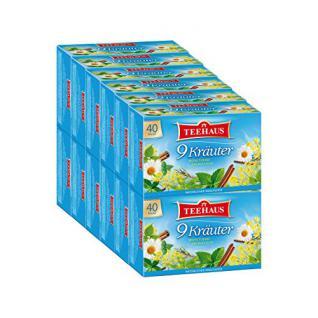 Teehaus 9 Kräuter 12er Pack