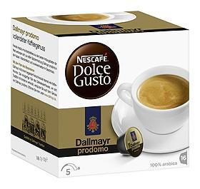 Nescafe Dolce Gusto Dallmayr Prodomo Arabica 16 Kaffekapseln