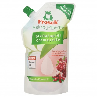 Frosch Handseife Granatapfel Nachfüller, 500 ml