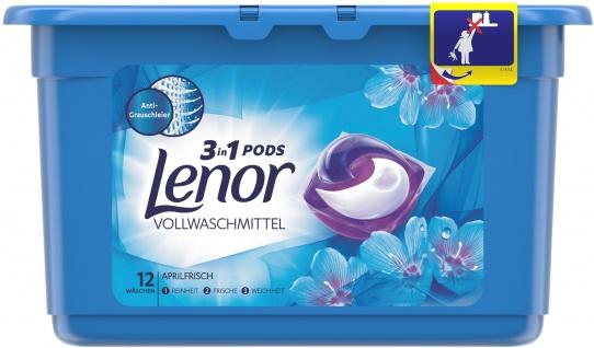 Lenor ALL-IN-1 Colorwaschmittel Aprilfrisch 26.4GR - 12 WL