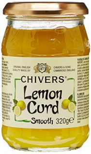 Chivers Lemon Curd 320g