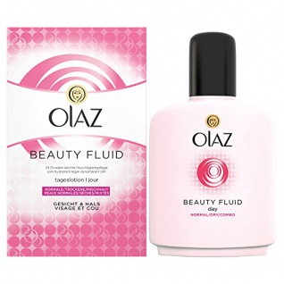 Olaz Beauty Fluid Feuchtigkeitspflege ohne zu fetten 200ml 6er Pack