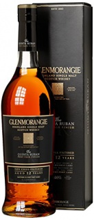 Glenmorangie Quinta Ruban 14 Jahre in Geschenkverpackung (1 x 0.7 l)