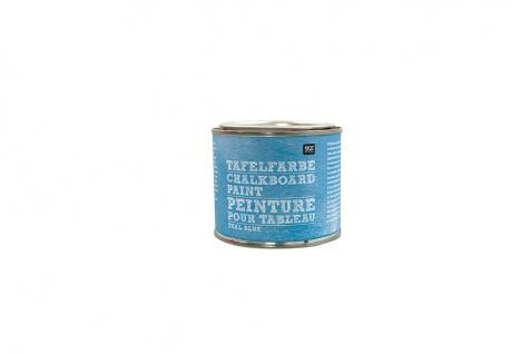 Tafelfarbe von Rico Design in der Frabe petrolblau mit 250ml