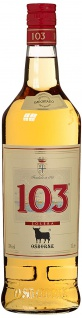 Osborne 103 Etiqueta Blanca Brandy spanischer Sherry 1000 ml