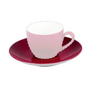 Ritzenhoff & Breker Kaffee-Set Valentino - 2 Gebäckteller