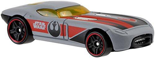 Mattel Hot Wheels 1:64 Star Wars Die-Cast verschiedene Fahrzeuge Sortiert