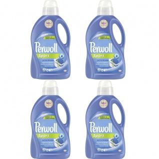 Perwoll Waschmittel Sport Outdoorkleidung flüssig 1440ml 4er Pack