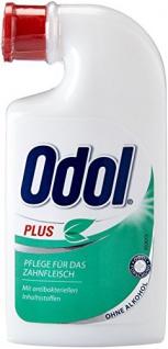 Odol-med 3 Mundwasser Plus, 40ml, 3er Pack (3 x 40 ml) - Vorschau