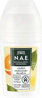 N.A.E. Vitalità Vitalisierender Deo Roll on Vegan Naturkosmetik 50ml
