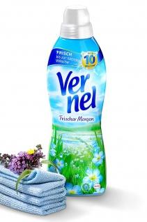 Vernel frischer Morgen mit Aktiv Formel Dufterlebnis 1000ml 4er Pack