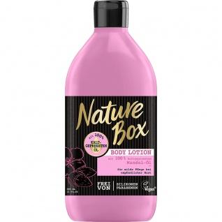 NATURE BOX Body Lotion Mandel 385 ml