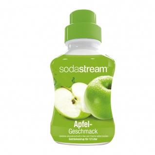 SodaStream Konzentrat Apfel Geschmack köstlicher Getränkesirup 500ml
