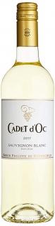 Cadet d Oc Barbacchus Sauvignon Blanc trockener Weißwein 750 ml