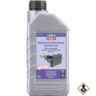 Liqui Moly Kühlerfrostschutz Universal Gebrauchsfertig Silikatfrei 1L