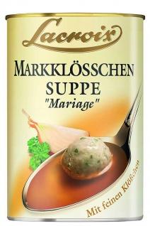 Lacroix Markklösschen Suppe Aromatisch lecker 400ml 3er Pack