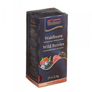 Meßmer ProfiLine Waldbeere aromatisierter Früchtetee 12er Pack