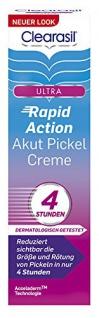 Clearasil Ultra Akut Pickel Creme bekämpft unreine Haut 15ml