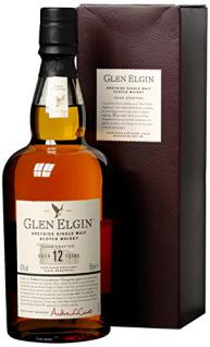 Glen Elgin 12 Jahre Single Malt Scotch Whisky (1 x 0.7 l)