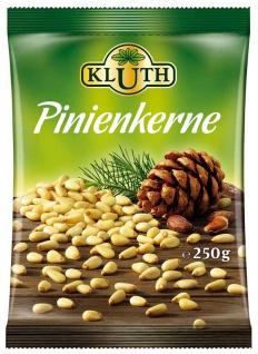 Kluth Pinienkerne passt perfekt für alle Nudelgerichte 1er Pack 250g
