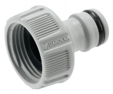 Gardena Hahnverbinder 26, 5 mm Anschluss für Wasserhähne mit Gewinde