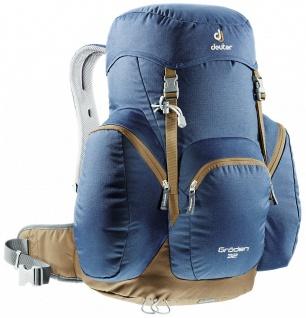 NOS GRÖDEN 32 Rucksack blau