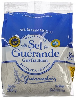 Le Guerandais Feines Meersalz Standbeutel, 3er Pack