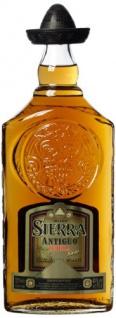 Sierra Tequila Antiguo Añejo Imported Hecho en Mexico 40%, 700ml