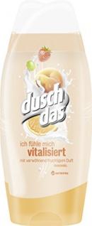 Duschdas Duschgel Vitalisiert (2x 250ml)