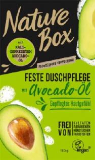 Schwarzkopf Nature Box Fest Duschgel mit Avocado Öl Vegan 100g
