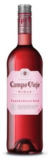 Rioja Campo Viejo Rosado charakteristischer Rosewein aus Spanien 750ml