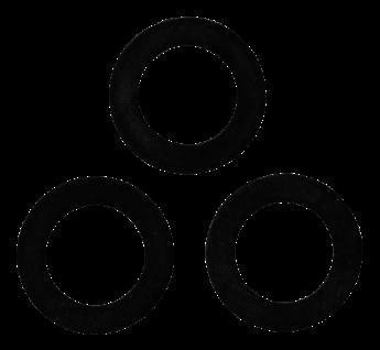 Gardena Flachdichtung 5301-20 spezieller Dichtungsring als Ersatzteil