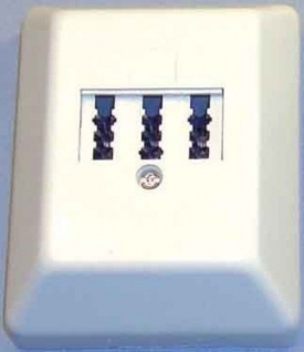 Anschlussdose/Aufputz AP T130