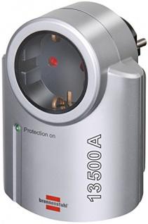 Brennenstuhl Primera Line Adapter als Blitzschutz für Elektrogeräte