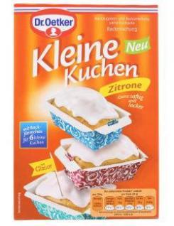 Dr Oetker Kuchen Gunstig Sicher Kaufen Bei Yatego