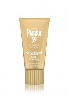 Plantur 39 Color Blond Farb-Spülung, 1 x 150 ml - Für warmes Blond bei jedem Waschen