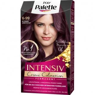 Poly Palette 099 Klarer Amethyst Intensiv Creme Coloration 115ml