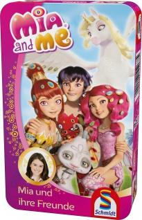 Spiel MiaMe und ihre Freunde