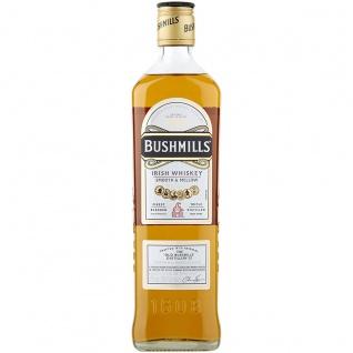 Bushmills Irish Triple Distilled Whisky Smooth und Mellow 700 ml