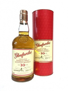 Glenfarclas Highland Malt Whisky 10 Years - 0.70 l
